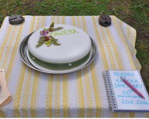 Kaweka cake