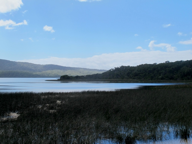 In Croajingalong National Park: Victoria's Parks bring huge economic benefits to the State, yet Parks Victoria's budget is miserably inadequate